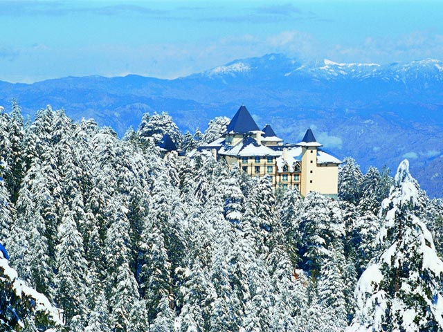 Wildflower Hall In The Himalayas